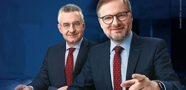 Hádka Zahradila se zastáncem eura. Sliboval ODS 20 procent, když se polepší