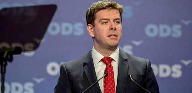 Skopeček (ODS): Andrej Babiš není schopen snížit a zjednodušit daně, jen útočí na opozici