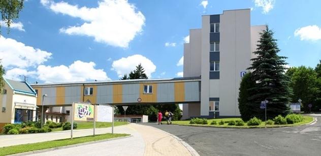 Oblastní nemocnice Trutnov má nový perimetr. Zrak vyšetří rychleji a důkladněji