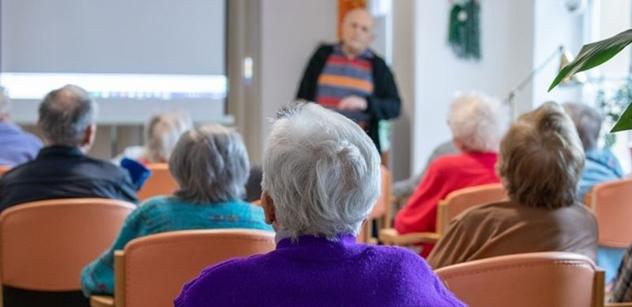Praha 5: Jak pomáhá seniorům pobytové odlehčovací zařízení Na Neklance