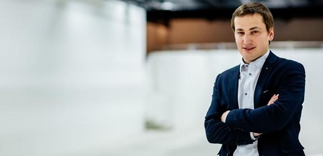 Ondřej Boháč se stal ředitelem Institutu plánování a rozvoje Prahy
