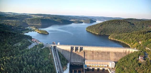 Povodí Vltavy: Studie ČVUT o možném zvýšení ochranné funkce Vltavské kaskády před povodněmi