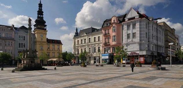 Ostrava: Po třiceti letech přestal skelet město hyzdit