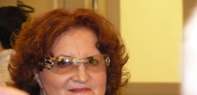 Policie navrhuje obžalovat exministryni obrany Parkanovou
