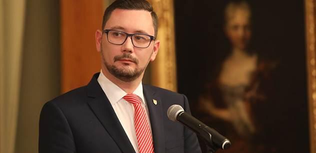 Konkrétní věta jako důkaz. Ovčáček se zhrozil nad vyjádřením Jakuba Jandy pro slovenský deník