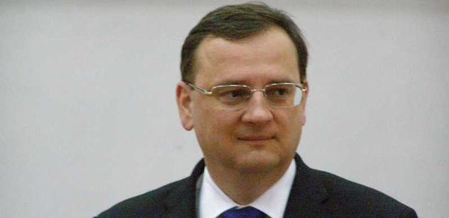 Premiér Nečas se dnes setká se zástupci Lotyšska