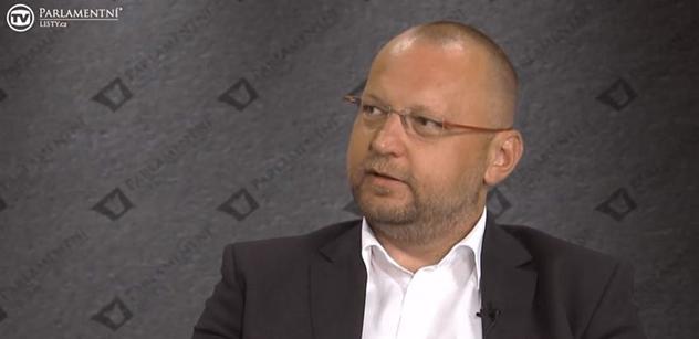 Jan Lepič: Z pana Bartoška se mi chce zvracet