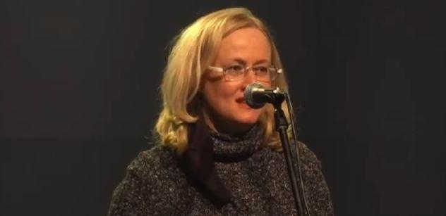 Monika Pajerová rozsvítila pódium Chvilek: Jsme v civilizované Evropě, ale nechováme se tak. Výsměch Václavu Klausovi, pokud tedy ještě žije