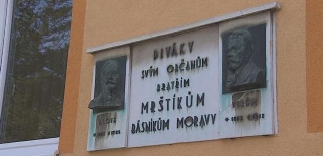 Památník bratří Mrštíků v Divákách prokoukne. Lidé si prohlédnou sbírky i on-line