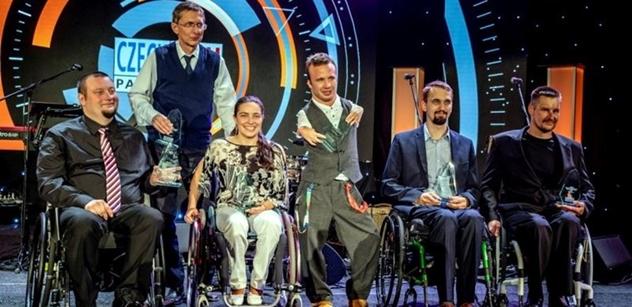 Slavnostní vyhlášení ankety Nejlepší handicapovaný sportovec roku proběhne v náhradním termínu 29. července