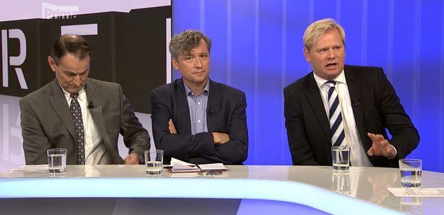 Výsměch z debaty na Primě: Anti-Zemani Drahoš, Hilšer a Fischer teď uspěli ve volbách. Dostali cukřík, odměnu za to, že se ti psíci hezky porvali se Zemanem