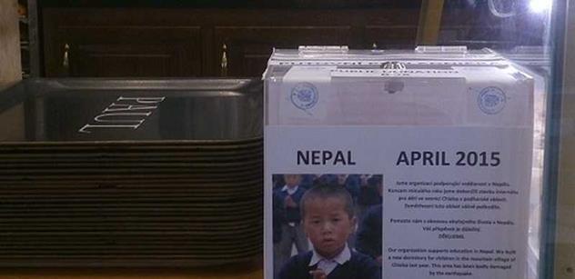 Pekařství PAUL pomáhá Nepálu