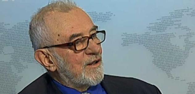 Profesor Pavlíček: Příliš mocný stát se bude vždy pokoušet jednat libovolně. Proto je důležité...