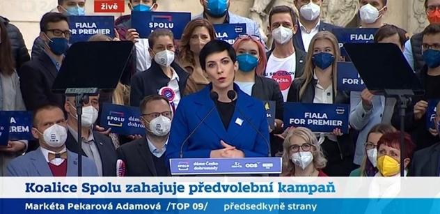 ODS, KDU-ČSL, TOP 09: Lidé Babišově vládě nevěří. Nemá v čele co dělat