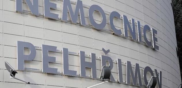 Vyhráno ještě není, zní z nemocnice v Pelhřimově