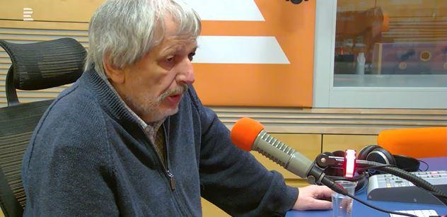 Psycholog v rozhlase: Čeští muži zdegenerovali