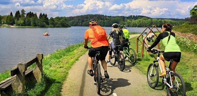 JCCR: Vltavská cesta provede cykloturisty od pramenů řeky až do Mělníka