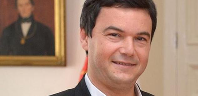 Češi jsou poraženým národem. Na členství v EU prodělali nejvíc, říká jasně světoznámý ekonom Piketty