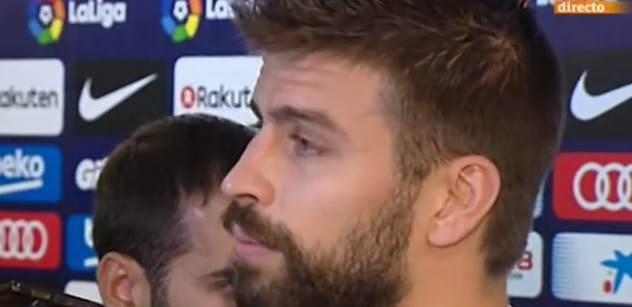 Kašlu na Španělsko, když budete chtít. Po masakru se ozvala mezinárodní hvězda Katalánska. Na VIDEU i plakala