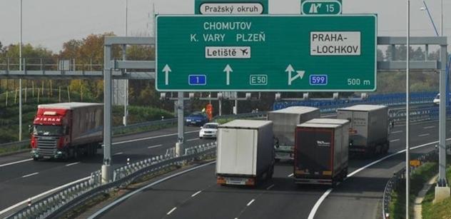 Petr Sýkora: Všichni jsme pro. Tak proč Pražský okruh stále ještě nestojí?