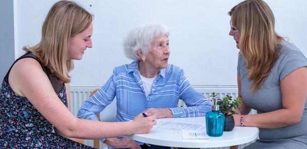 Praha 5: Nabídka klientům pečovatelské služby CSOP se rozšiřuje