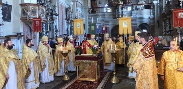 Petr Brandtner: Působení některých pravoslavných církví na území Pravoslavné církve v českých zemích a na Slovensku