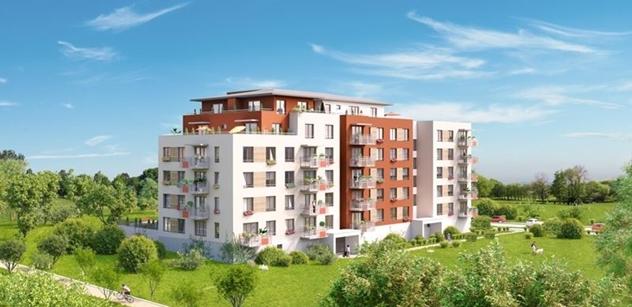 V Čakovickém parku se letos začnou stavět poslední dva bytové domy