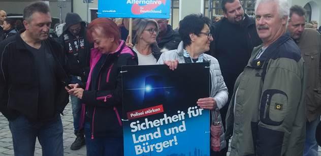 Frauke Petry je zpátky a chce konzervativní voliče. O ty z AfD vlastně ani moc nestojí