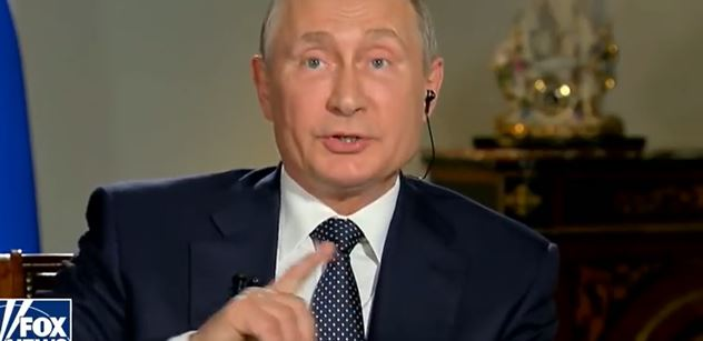 Putina v KGB naučili lhát, tak to dělá. Libor Dvořák píše o výroční bilanci ruského prezidenta