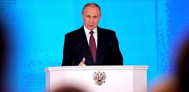 Jakub Horák: Držme se od Ruska dál