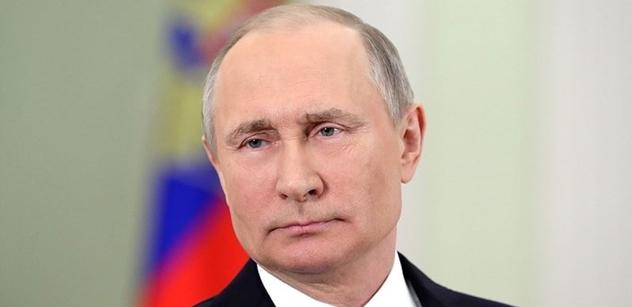 """Meleme nesmysly o Putinovi... Tereza Spencerová napravuje """"blbnutí"""" zaplacené """"chlebodárci"""""""