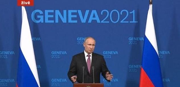 Krvavý převrat! Putin a Krym: Po Bidenovi zaskočil novináře