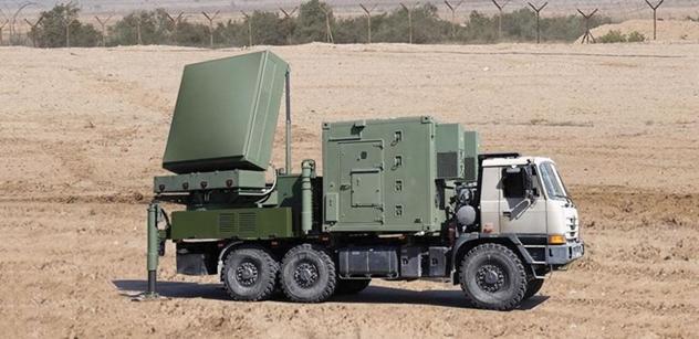 Projekt radaru MADR se blíží podpisu, Izraelci potvrzují garanci 30 % pro místní průmysl