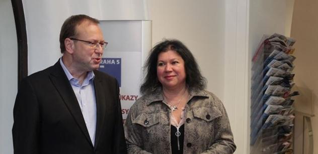 Praha 5: Den zdraví, pořádaný Centrem sociální a ošetřovatelské pomoci, motivoval ke změně životního stylu