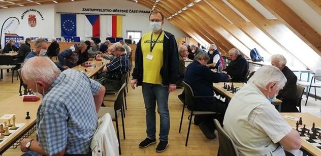 Praha 5: Petr Lachnit zahájil 22. ročník smíchovské SENIOR-KY