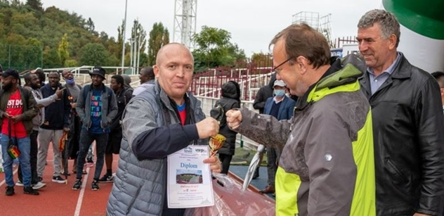 Praha 5: Petr Lachnit vás zve na fotbal