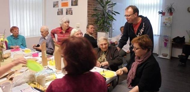 Praha 5: Co nového nabídne Komunitní centrum Louka