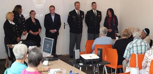 Praha 5: Přihlaste se do nového ročníku Senior akademie