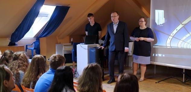 Praha 5: Filmová soutěž AntiFetFest zcela nově