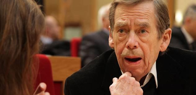 Havel pil a měl strýce kolaboranta, řekla Mašínová. Reaguje Jiřina Šiklová
