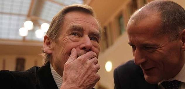 Havel se omluvil sudetským Němcům. Proč? Disident Petránek je nekompromisní
