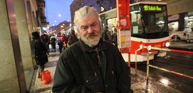 CSSP: Praha zajistila v zimě lidem bez přístřeší přes 27 tisíc noclehů