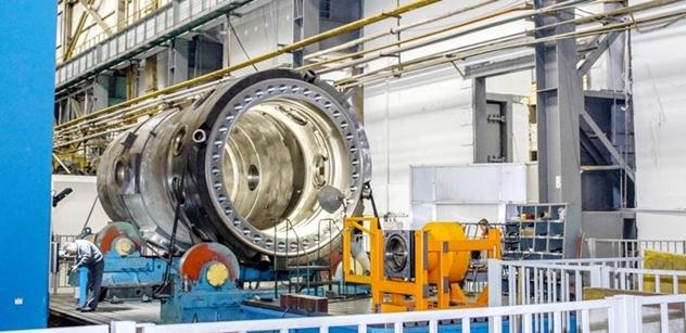Rosatom vybral lokalitu pro první malý reaktor