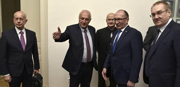 Brněnské VUT navštívil rektor ruské technické univerzity, budou spolupracovat v oblasti jádra