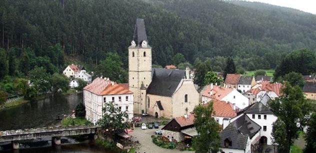 Rožmberk nad Vltavou se na Instagramu dostal mezi nejatraktivnější turistické destinace světa