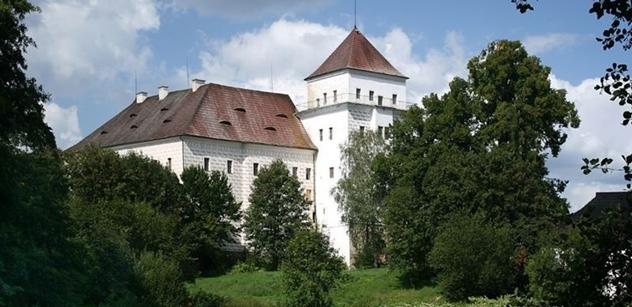Petice za záchranu zámku v Rožmitálu pod Třemšínem