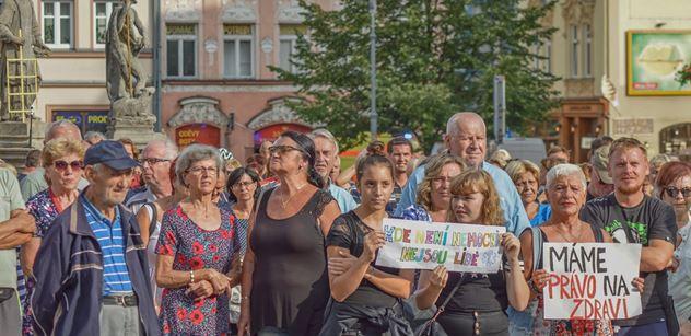 Nepokoje, žaloby. Pokud bude zavřena nemocnice v Rumburku, hrozí ve šluknovském výběžku protesty, jaké tu ještě nebyly