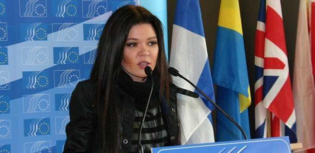 Slavná ukrajinská zpěvačka Ruslana, hvězda Majdanu, jela na Donbas a mluvila se separatisty. Teď šokovaně vykládá, že vše je úplně jinak
