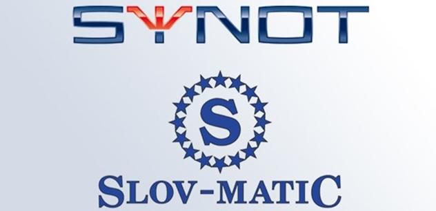 Spojení loterijních velikánů. SYNOT vstupuje do společnosti SLOV-MATIC