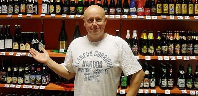 Evropská unie bojuje proti pivu a někteří by tam nejradši zakázali alkohol. Pozvolnými krůčky plujeme do totality. A islám... Předseda Sdružení přátel piva hovoří